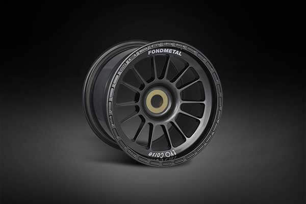 FormulaCorse wheel for formula cars