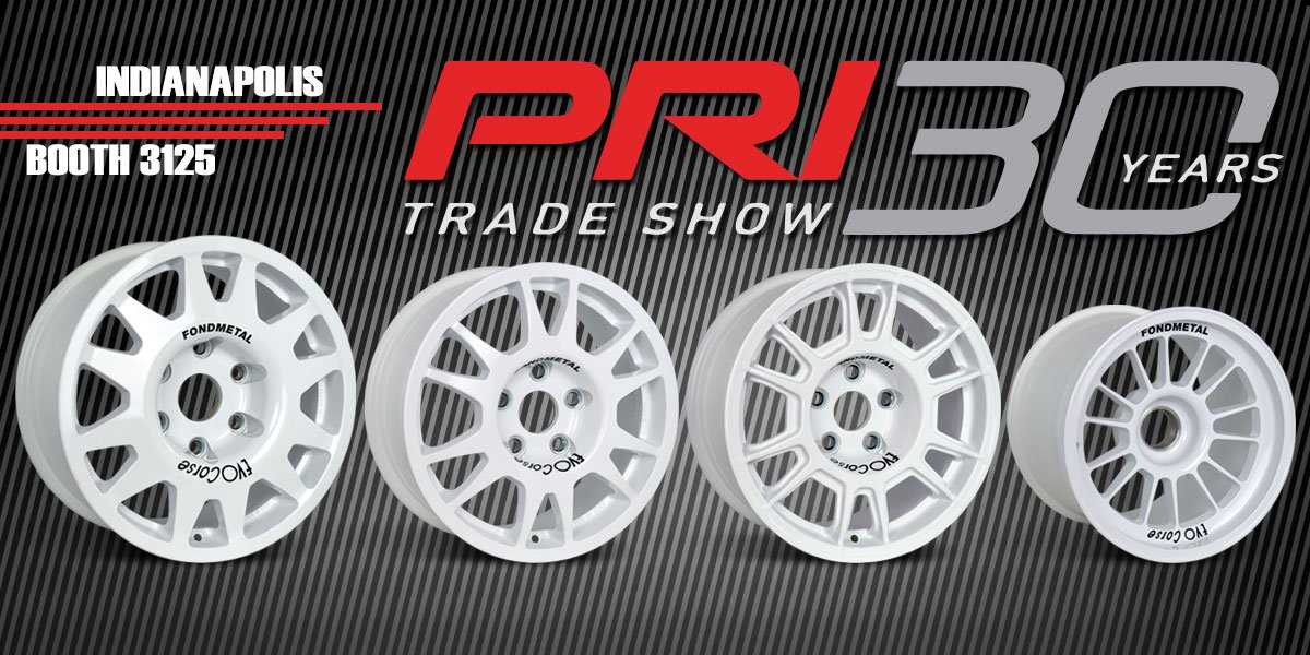 EVO CORSE TO EXHIBIT AT THE PRI SHOW 2017 IN INDIANAPOLIS