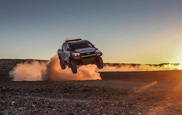 New Toyota Hilux Dakar 2018