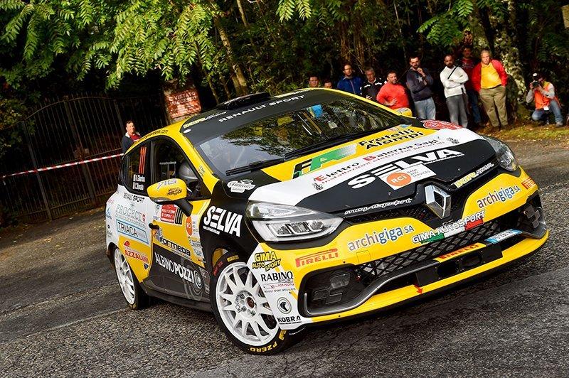 Clio R3T - Rally Roma Capitale 2017