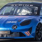 EVO Corse fornitore ufficiale della Alpine A110 Cup