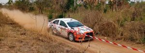 Gary Chaynes - Rally Bandama Cote d'Ivoire - African Rally Championship 2018