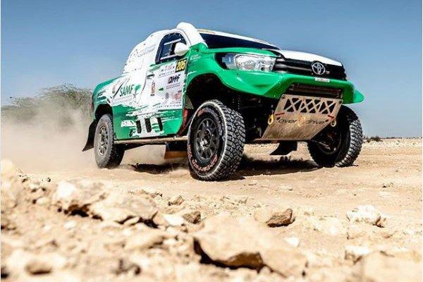 Yasir Seaidan - Qatar Cross Country Rally