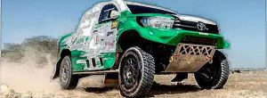 Yasir Seaidan - Qatar Cross Country Rally