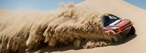 Martin Prokop - Abu Dhabi Desert Challenge 2018