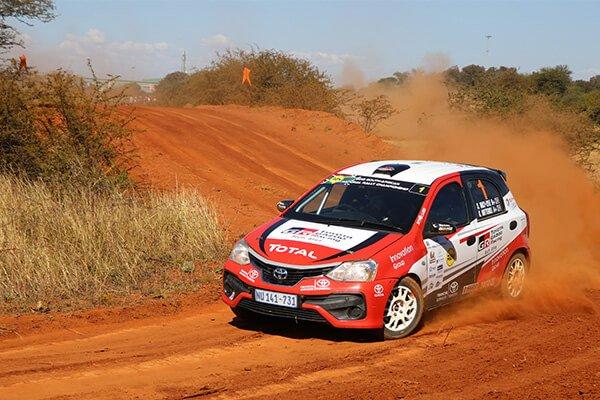 Botterill - Rallystar Rally - Toyota Etios