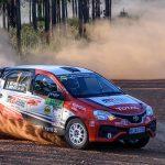 Toyota Gazoo Racing SA vince l'Algoa Rally