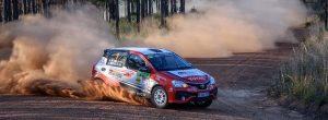 Botterill Vacy-Lyle - Algoa Rally 2018