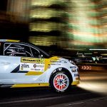 The Opel Rallye Junior Team runs towards the European Title