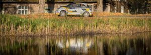 Kristensson Opel Adam R2 Rally Liepaja