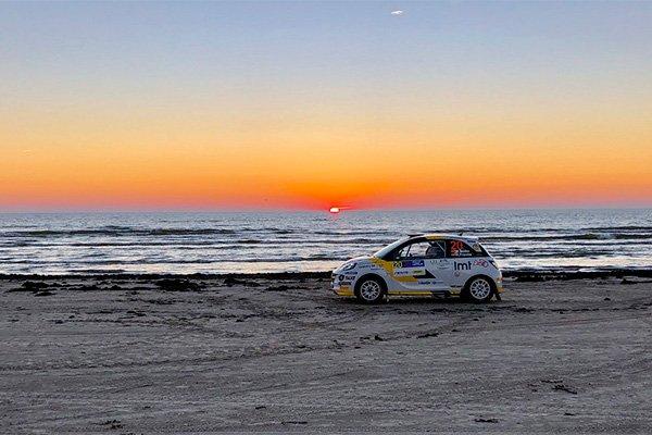 Sesks Opel Adam R2 Rally Liepaja
