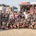 EVO Corse esulta alla Dakar