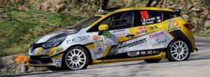 Ferrarotti Fenoli - Clio R3C - Rally Ciocco