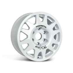 Alloy wheel for off-road and rally raid